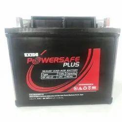 Exide 12v 42Ah Powersafe Plus SMF Battery
