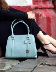 B Blues Handbags Ladies Designer Handbag, 400 Gms, Size: 8