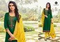 Kalarang Kitkat Vol 3 Jam Silk Cotton With Embroidery Dress Material Catalog