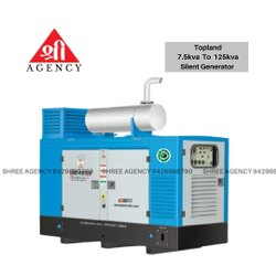 40KVA Silent Generator