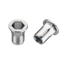Semi Hex Blind Rivet Nut