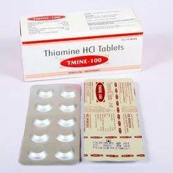 Thiamine Hydrochloride 100mg Tablet