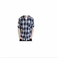 Full Sleeves Various Casual Check Shirt