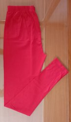 CRYSTAA Lycra Fabric Churidar Leggings