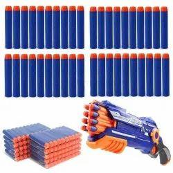 Mechdel Plastic Foam Toy Bullet Dart Bullets For Nerf N-strike Elite Guns
