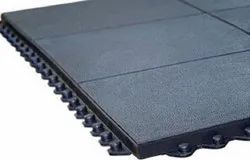 Rubber Gym Floor Mats - Gym Flooring Thickness: 18 mm