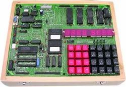 Microprocessor Trainer Kit With Inbuilt Power Supply