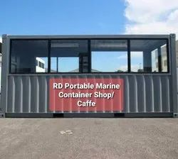 Portable Container Shop Cabin
