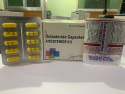 Dutasteride Capsules 0.5 Mg
