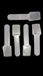 White Multipurpose Plastic Spoon, For Pharmaceutical
