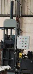 Hydraulic Scrap Baling Machine