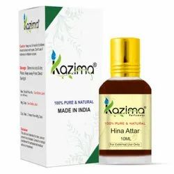 KAZIMA Pure Natural Undiluted Hina Attar