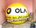 Brand Promotion Balloon for ola