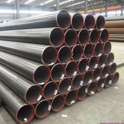 MS Round Pipes