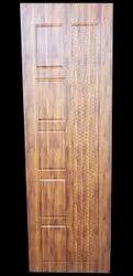 Brown Decorative Wooden Door, For Home