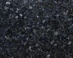 26mm Rajasthan Black Granite Stone Slab, For Countertops