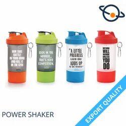 Nakoda Flip Top Cap Plastic Power Shaker, Use For Storage: Juice, 710 ML