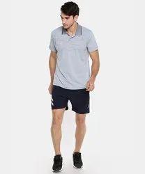 Polyester Printed Golf Shorts