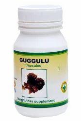 Guggul (Commiphora-Mukul) Capsules