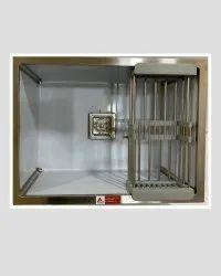 Aarvik  Stainless Steel Matt  Single Bowl Handmade Sink (24x18x10 Inches)