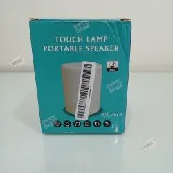 Generic Touch Lamp Portable Speaker