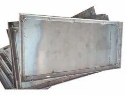 Silver Mild Steel MS Shuttering Plate