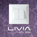 Schneider Livia 1 Way Switch
