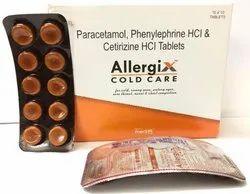 Para 325mg Phenylephrin 10mg Cetirizine 5mg