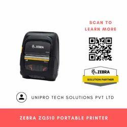 Zebra ZQ510 Rugged Portable Printer