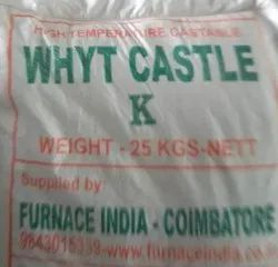 Whytheat K Refractory Castable