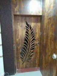 Brown Wooden Door, For Home