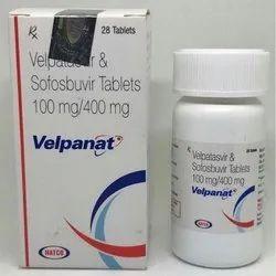 Natco Velpanat 400 Mg 100 Mg Tablets
