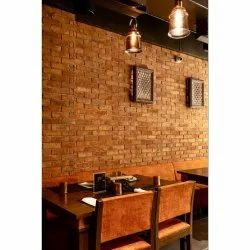 Stone Wall Cladding And Panels, Thickness: 10 Mm
