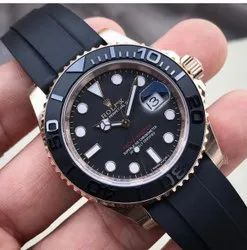 Automatic Analog Rolex Watch For Men