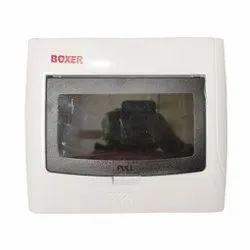 MCB Box 6/8 way WhiteLine Boxer
