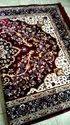Woven Multicolor Light Weight Machine Made Carpet - 5x7 Feet