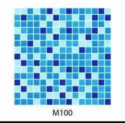 swimming pool glass mosaic tiles 20 mm x 20 mm