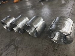 Silver GI Bansal Galvanized Wire, 150 Kg