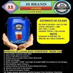 55 Kg JS-B220 Livon Base Hardener