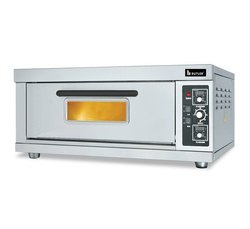 SS Single Deck Oven Electric