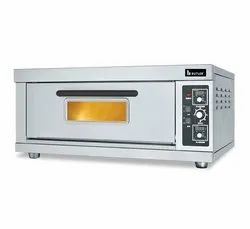 SS Single Deck Electric Oven