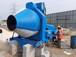 Reversible Concrete Batching Plant