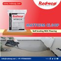 MATTCEM CL 30P - Self levelling cementitious flooring