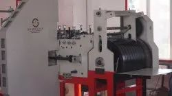 Paper Cover Making Machine With Four Color Printing  For Textile