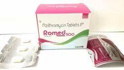 Romed-500 Azithromycin Tablets IP