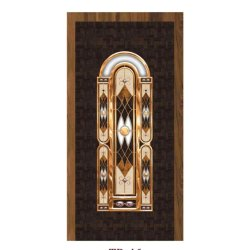 Solid Wood Laminated Door