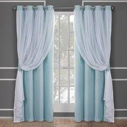 Designer Chiffon Curtain