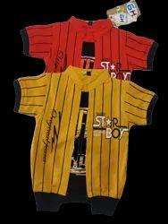 Cotton Regular Fit Kids Half Sleeve Jacket T Shirt