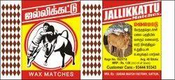 Jallikatu match box