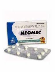Ivermectin Tablet Veterinary